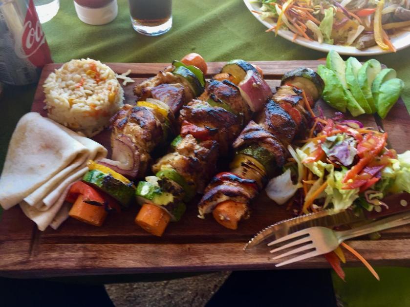 barra lunch